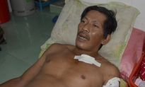 Thấy thanh niên đánh ông già, đến can ngăn, bị đâm nhập viện