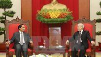 Ủy ban kiểm tra Việt Nam - Lào hợp tác hiệu quả