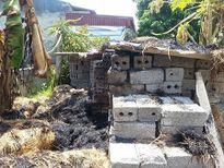 Đi tìm nguyên nhân nhà bỗng dưng bốc cháy ở Hải Phòng