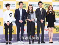 Naeun (Apink) khoe nhan sắc xinh đẹp, Choi Ji Woo nhí nhảnh trong họp báo