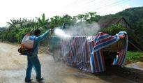 Xuất hiện dịch cúm A/H5N6 ở Lào Cai