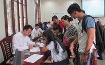 Danh sách thí sinh trúng tuyển đợt 1 của 165 trường Đại học