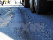 Hơn 800 tỷ đồng sửa chữa, Quốc lộ 5 vẫn xuống cấp nghiêm trọng