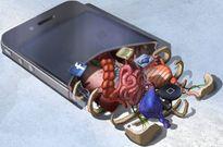 Hình ảnh rùng mình: Khi sản phẩm công nghệ là cơ thể sống