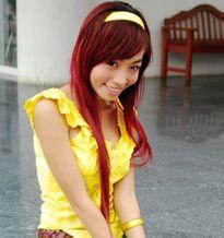 Nhan sắc Elly Trần, Thủy Top thời chưa nổi tiếng