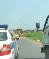 CSGT nổ súng truy đuổi xe tải như phim: Yêu cầu một chiến sĩ giải trình