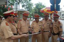 Lực lượng CSGT Thủ đô: Bảo vệ tuyệt đối ATGT phục vụ Lễ mít tinh chào mừng Quốc khánh 2-9