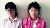 Mâu thuẫn trên Facebook, nữ sinh bị đánh hội đồng