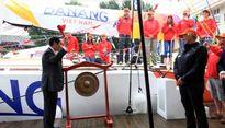 Đặt tên thuyền buồm Đà Nẵng - Việt Nam tại London