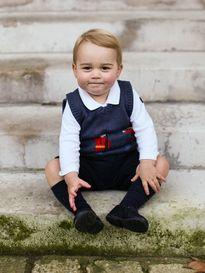 Chàng trai 23 tuổi thử ăn diện giống hoàng tử George trong một tuần