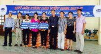 Hàng nghìn trẻ Quảng Ninh được uống sữa miễn phí