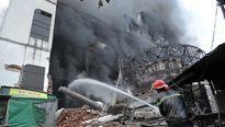 Một bị can vụ cháy thiêu rụi 400 tỷ đồng tử vong