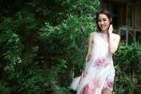 Vợ 9X của Ngô Quang Hải khoe vẻ đẹp trong trẻo