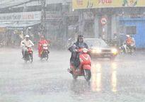Có thể mưa to vào ngày Quốc khánh