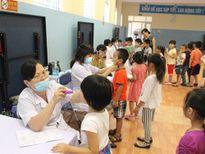 Phòng dịch bệnh mùa tựu trường