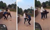 Vụ nữ sinh Thanh Hóa đánh nhau tàn nhẫn: Mâu thuẫn từ facebook