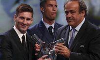 Chủ tịch Bartomeu: 'Messi giành thêm Quả bóng vàng FIFA cũng là chuyện quá bình thường'