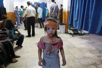 Thương tâm số phận trẻ em Syria trong nội chiến