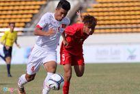 HLV U19 VN: 'Thắng Singapore 6-0 vẫn chưa chắc vào bán kết'