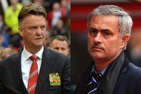 Đừng quên rằng Van Gaal từng là thầy của Mourinho