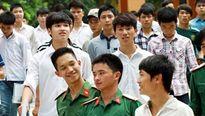 Khối trường quân đội xét tuyển bổ sung hơn 4.000 chỉ tiêu