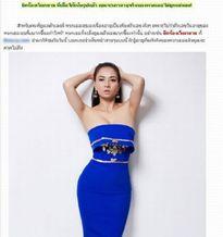 Những mỹ nhân Việt có thân hình nóng bỏng khiến người Thái mê mẩn