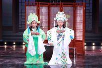 Hậu trường Hoài Linh hóa trang thành Lương Sơn Bá