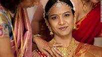 Những đám cưới không thể thiếu vàng ở Ấn Độ