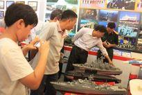 Cơ hội hiếm ngắm khí tài quân sự của Việt Nam
