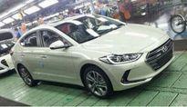Hyundai Avante/Elantra thế hệ mới lộ ảnh đầy đủ