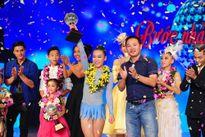 Vy Khanh đội Minh Hằng đăng quang quán quân 'Bước nhảy hoàn vũ nhí 2015'