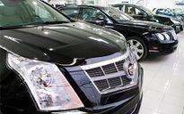 Giá trị ôtô Việt Nam nhập về 8 tháng vượt xa cả năm ngoái