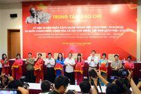 550 cơ quan báo chí trong và ngoài nước tham gia đưa tin Lễ diễu binh, diễu hành mừng Quốc khánh 2-9