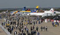 Triển lãm hàng không của Nga thất thu vì suy thoái và cấm vận