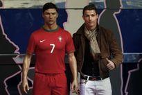 Ronaldo chi 20.000 bảng sao chép tượng sáp của bản thân