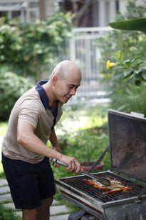 """MasterChef Ngô Thanh Hòa: """"Không có người đàn ông không biết nấu ăn"""""""