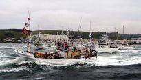 Tàu đánh cá Nhật Bản Hoko Maru 10 bị Nga giữ đã được thả