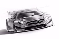 Ấn tượng với bản phác họa Mercedes-AMG C63 DTM