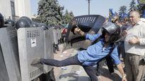 Tin thế giới 18h30: Bạo động ở Kiev, Thái Lan bắt nghi phạm số 1 đánh bom