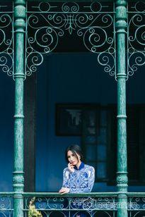 Hoa hậu Sonya Sương Đặng đẹp như thiếu