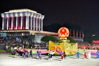 Tết Độc lập lần thứ 70: Nước Việt Nam có quyền hưởng tự do và độc lập