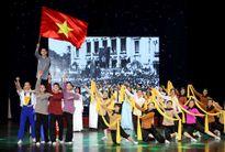 TP Hồ Chí Minh đón nhận Huân chương Hồ Chí Minh