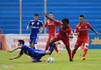Hòa Hải Phòng 0-0, Bình Dương vô địch sớm 2 vòng đấu