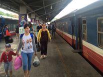 Cải tạo 10 ga đường sắt đoạn Nha Trang - TP HCM