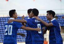 Hủy diệt U19 Malaysia, U19 Thái Lan hiên ngang vào chung kết