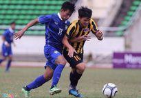 Cận cảnh U19 Thái Lan hạ Malaysia, chờ U19 Việt Nam ở chung kết