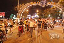 Giới trẻ Đà Nẵng hạnh phúc ngắm nhìn pháo hoa đêm Quốc khánh