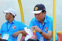 HLV Trần Bình Sự tố Đồng Tâm chiến đấu vì đội khác
