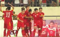"""Thắng """"4 sao"""" trước U19 Lào, U19 Việt Nam gặp U19 Thái Lan ở chung kết"""