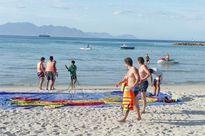 Lễ 2-9: Tàu du lịch đưa 1.800 khách quốc đến Nha Trang